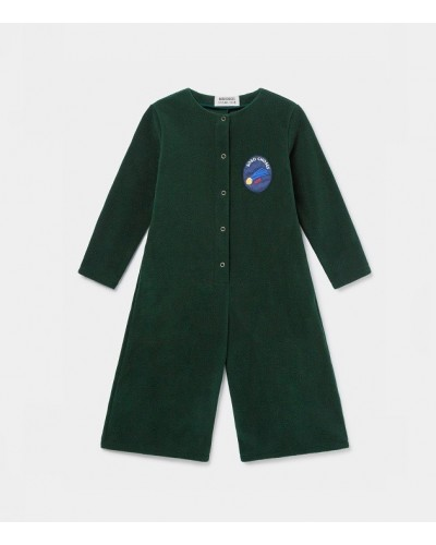 green bobo overall