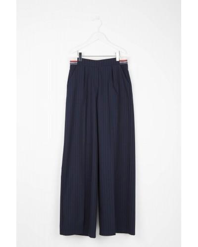 blauwe broek full