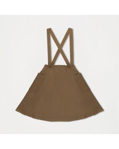 green sweat skirt straps