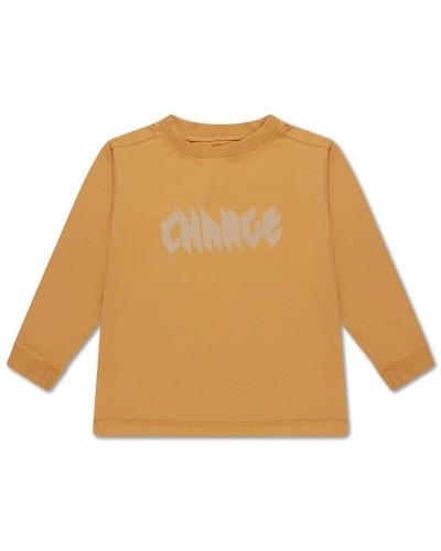 gele t-shirt change