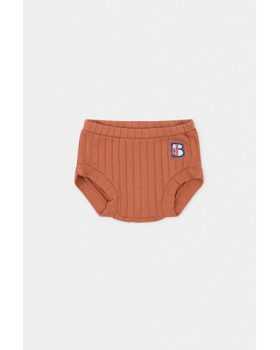 baby culotte terracotta