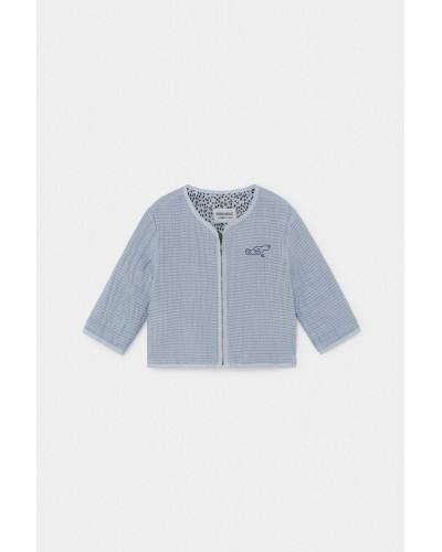baby blauw jasje