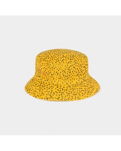 all over leopard hat