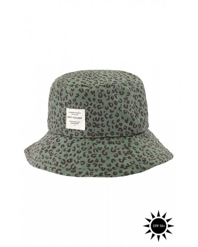green leospots hat