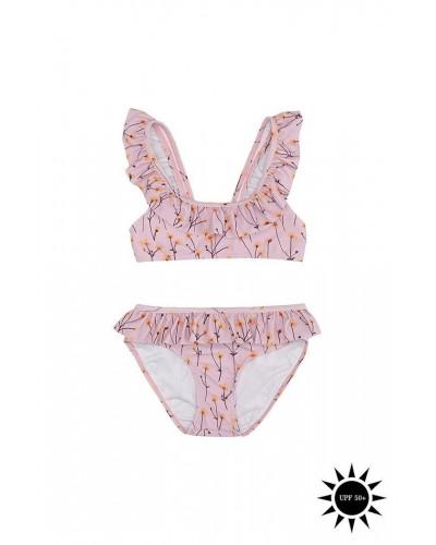 pink bikini flowers