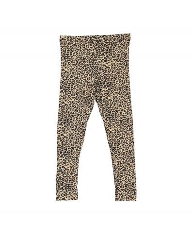 brown leo leggings