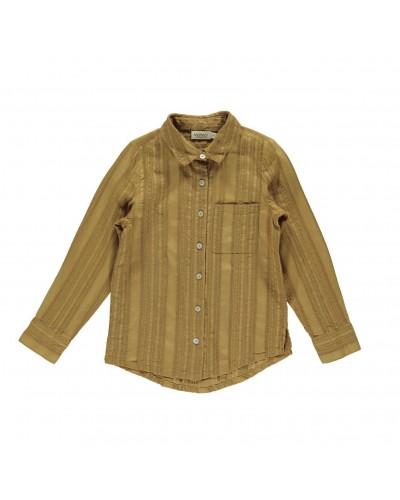 okergele blouse tacha