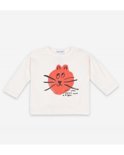 baby T-shirt cat