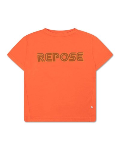 rode T-shirt repose