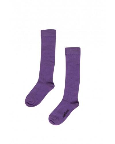 purple kneesocks