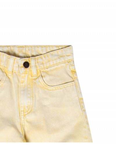 yellow jeans bull