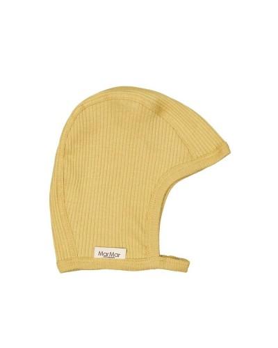 baby yellow hat