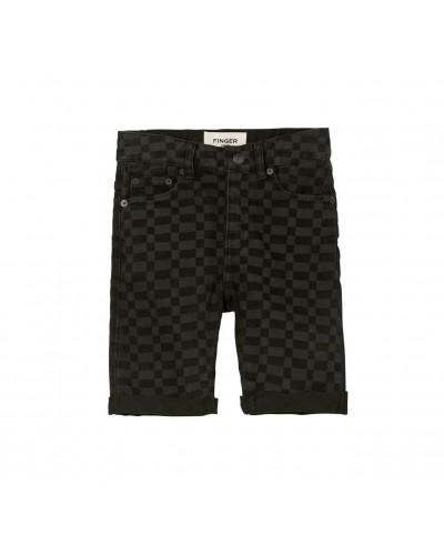 black shorts ccheckers