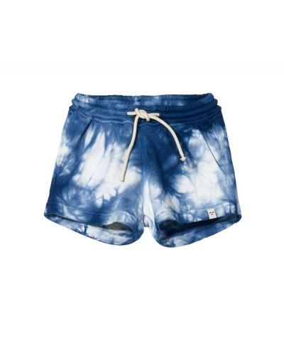 blue shorts trinity