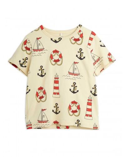 lighthouse T-shirt ss
