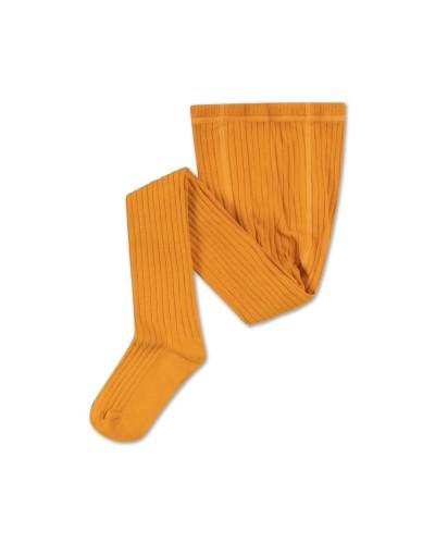 ocher yellow tights