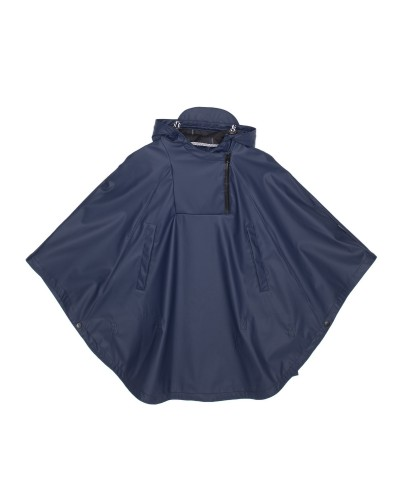blauwe black swahn cape