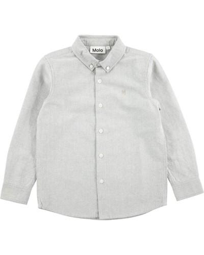 grijs gestippeld hemd rulard