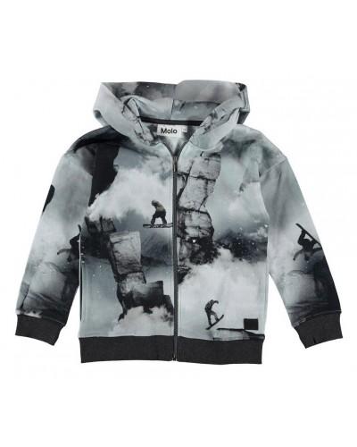 snowboarders hoodie