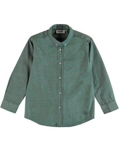 green shirt rimmer