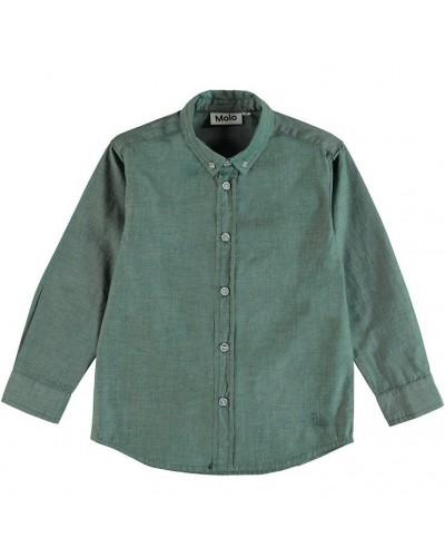 groen hemd rimmer