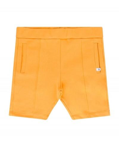 gele jogger short