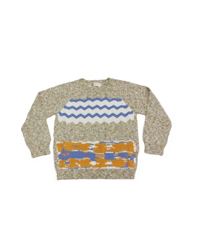 knitted sweatshirt jordi