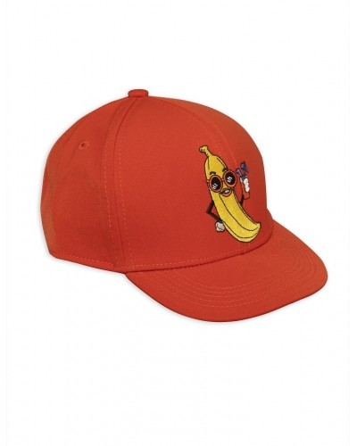 banana red cap